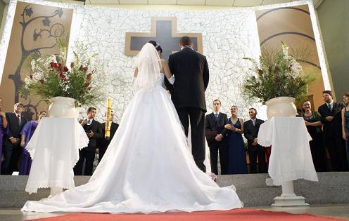 Cerimonial de casamento, um momento para ser lembrado sempre