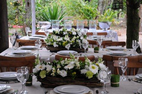 Flores de campo para casamento