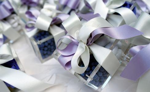 Lembrancinhas de casamento - um costume da nobreza, hoje popularizado