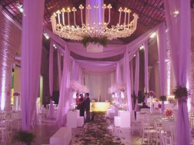 Sugestões de decoração para casamento