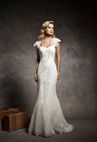 Já conseguiu escolher seu vestido de noiva?